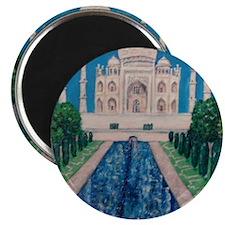 Taj Mahal Magnet