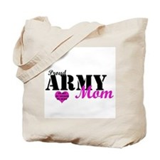 Army Moms Tote Bag
