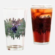 12 X  apron Drinking Glass