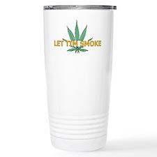 timsmokeorange Travel Mug
