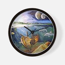 OceanTreasure Wall Clock