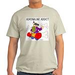 Adrenaline Addict Light T-Shirt