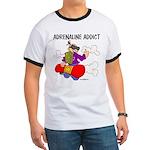 Adrenaline Addict Ringer T