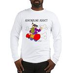 Adrenaline Addict Long Sleeve T-Shirt