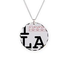 Ikeyboardla-final Necklace