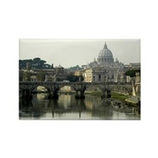 Vatican City Rectangle Magnet