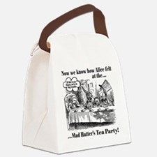 3-12x12TeaParty Canvas Lunch Bag