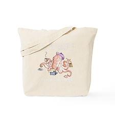 nano2010_octopus_dark Tote Bag