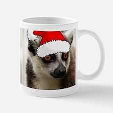 Christmas Lemur Mugs