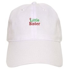 Christmas little Sister Baseball Cap