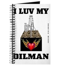 I Luv My Oilman 2a BC use A4 using Journal