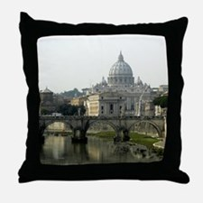 Vatican City Throw Pillow