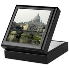 Vatican City Keepsake Box