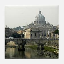 Vatican City Tile Coaster