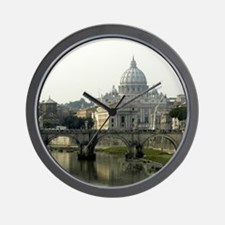 Vatican City Wall Clock