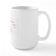checkalone copy Mug