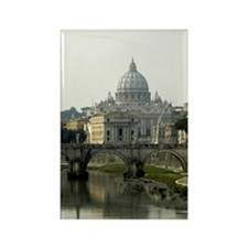 Vatican City Rectangle Magnet