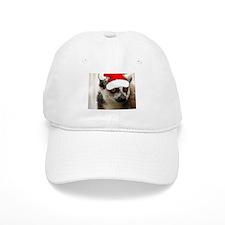 Christmas Lemur Baseball Cap
