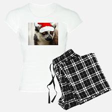 Christmas Lemur Pajamas