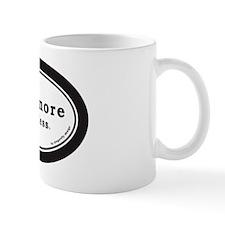 Sing More Sigh Less Bumber Sticker Mug