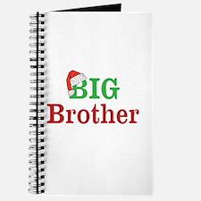 Christmas Big Brother Journal
