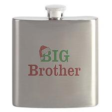 Christmas Big Brother Flask