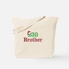 Christmas Big Brother Tote Bag