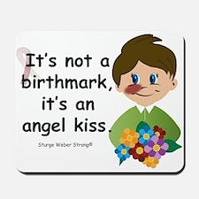 Angel Kiss Mousepad