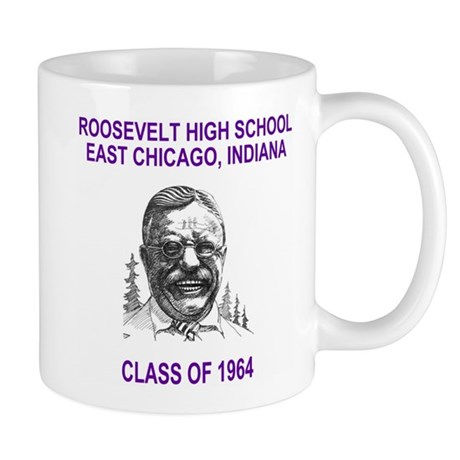 East Chicago Roosevelt Coffee Cup 3