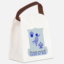 4-289TH RGT Canvas Lunch Bag