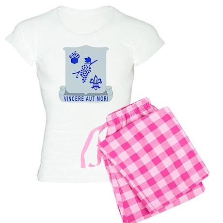 4-289TH RGT Women's Light Pajamas