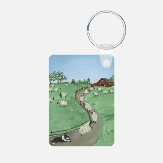Street of Dreams Keychains