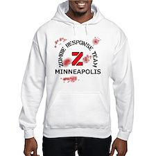 Zombie Response Team Minneapolis Hoodie