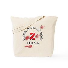 Zombie Response Team Tulsa Tote Bag