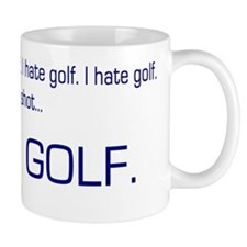 love_golf_light_bg Mug