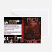 Family Property Cover Fix Greeting Card