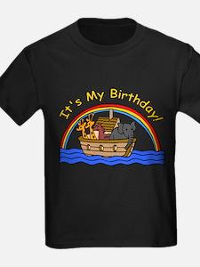 Noah's Ark Birthday T-Shirt