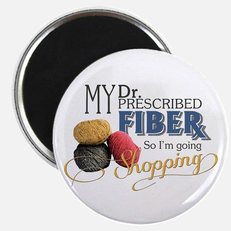 Doctor prescribed fiber Magnets