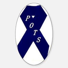 POTS (Postural Orthostatic Tachycar Decal