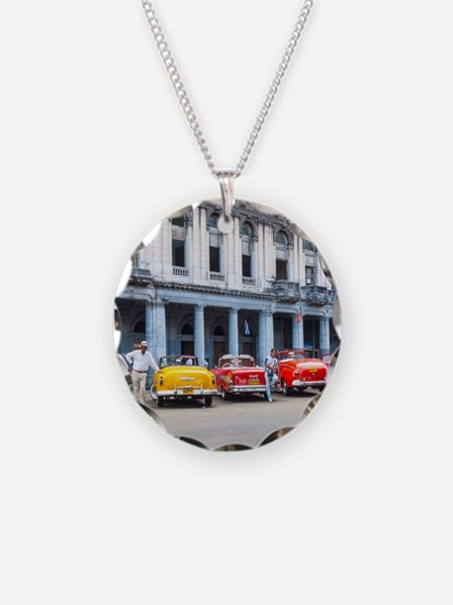 Cars of Havana Necklace