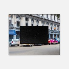 Cars of Havana Picture Frame