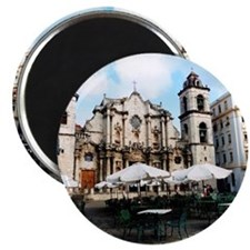 cathedral Sq Magnet