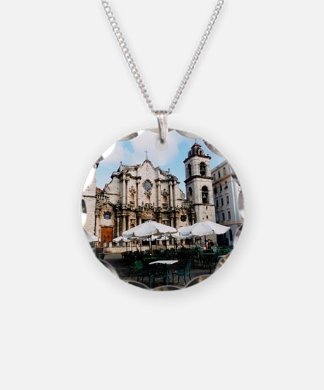 cathedral Sq Necklace