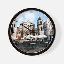 cathedral Sq Wall Clock