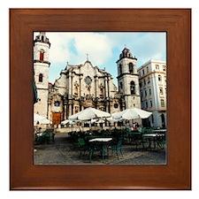 cathedral Sq Framed Tile