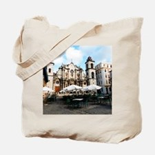 cathedral Sq Tote Bag