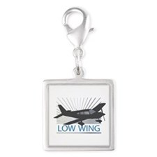 Aircraft Low Wing Charms