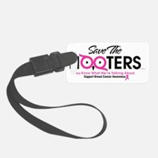 Save the Hooters CP Luggage Tag