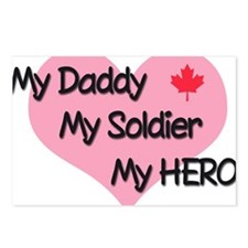 My Daddy My Soldier My He Postcards (Package of 8)