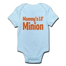 Mommys Lil Minion Body Suit